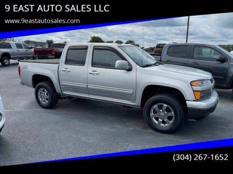 2010 Chevrolet Colorado for sale at 9 EAST AUTO SALES LLC in Martinsburg WV