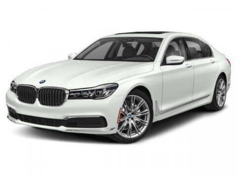 2019 BMW 7 Series for sale at Auto Finance of Raleigh in Raleigh NC