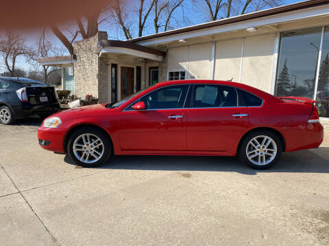 2012 Chevrolet Impala for sale at Midway Car Sales in Austin MN