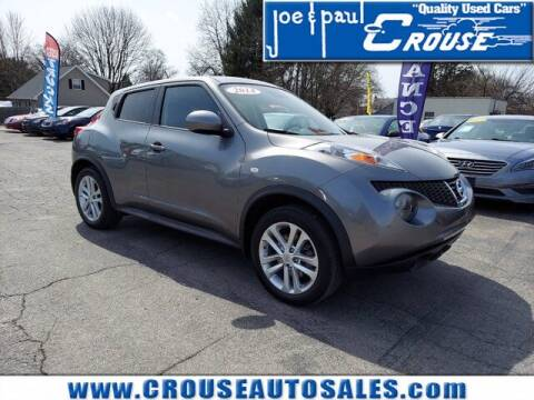 2014 Nissan JUKE for sale at Joe and Paul Crouse Inc. in Columbia PA