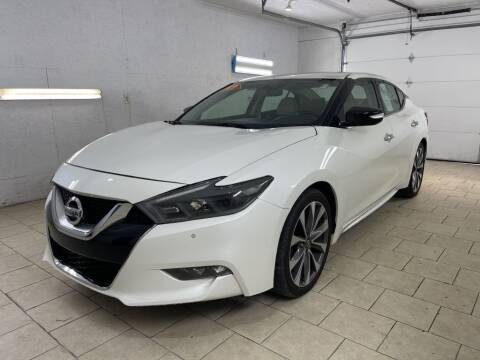 2017 Nissan Maxima for sale at 4 Friends Auto Sales LLC in Indianapolis IN