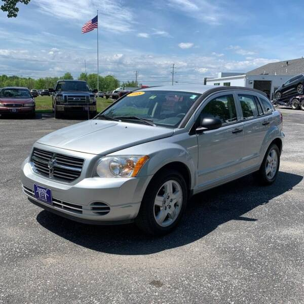 2008 Dodge Caliber for sale at MBM Auto Sales and Service in East Sandwich MA