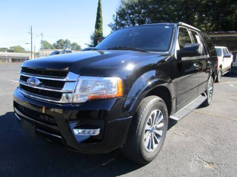 2017 Ford Expedition for sale at Lewis Page Auto Brokers in Gainesville GA
