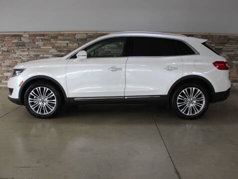 2018 Lincoln MKX for sale at Bud & Doug Walters Auto Sales in Kalamazoo MI
