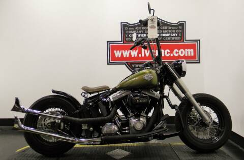 2017 Harley-Davidson SOFTAIL SLIM for sale at Certified Motor Company in Las Vegas NV