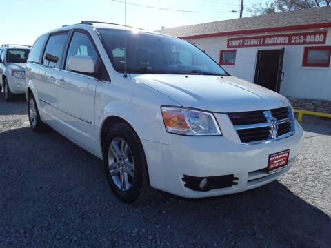2010 Dodge Grand Caravan for sale at Sarpy County Motors in Springfield NE