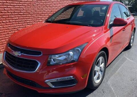 2016 Chevrolet Cruze Limited for sale at Cars R Us in Indianapolis IN