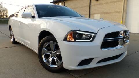 2011 Dodge Charger for sale at Prudential Auto Leasing in Hudson OH