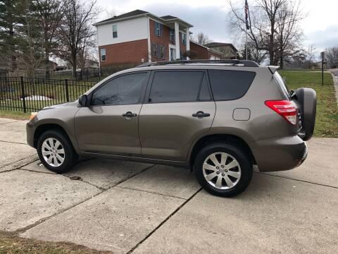 2010 Toyota RAV4 for sale at CHRIS AUTO SALES in Cincinnati OH