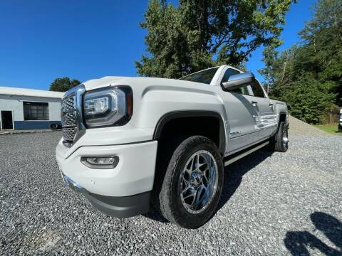 2017 GMC Sierra 1500 for sale at Priority One Auto Sales in Stokesdale NC