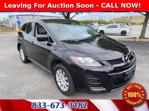 2010 Mazda CX-7 for sale at Glenbrook Dodge Chrysler Jeep Ram and Fiat in Fort Wayne IN
