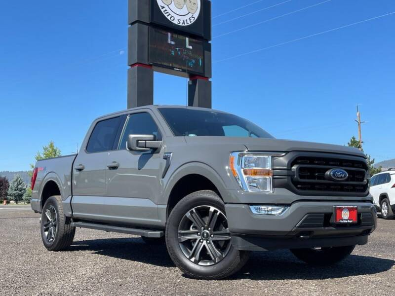 2021 Ford F-150 for sale at The Other Guys Auto Sales in Island City OR