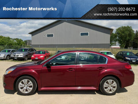 2011 Subaru Legacy for sale at Rochester Motorworks in Rochester MN