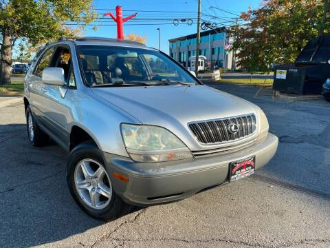 2002 Lexus RX 300 for sale at JerseyMotorsInc.com in Teterboro NJ
