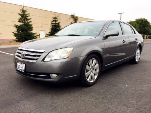 2006 Toyota Avalon for sale at 707 Motors in Fairfield CA