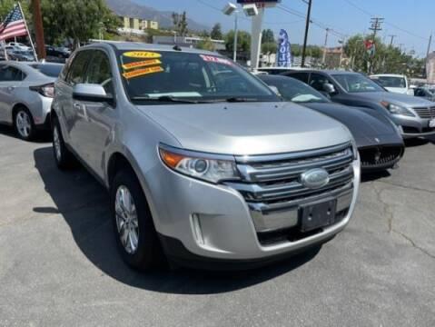 2013 Ford Edge for sale at CAR CITY SALES in La Crescenta CA