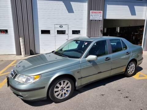 2002 Saab 9-5 for sale at MX Motors LLC in Ashland MA