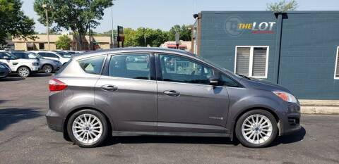 2013 Ford C-MAX Hybrid for sale at THE LOT in Sioux Falls SD