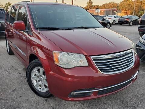 2012 Chrysler Town and Country for sale at Mars auto trade llc in Kissimmee FL