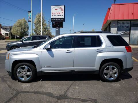 2012 GMC Terrain for sale at Select Auto Group in Wyoming MI