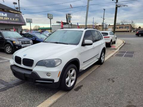 2008 BMW X5 for sale at Millennium Auto Group in Lodi NJ