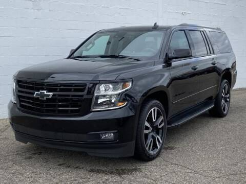 2020 Chevrolet Suburban for sale at TEAM ONE CHEVROLET BUICK GMC in Charlotte MI