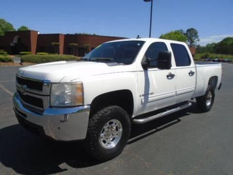 2009 Chevrolet Silverado 2500HD for sale at Atlanta Auto Max in Norcross GA
