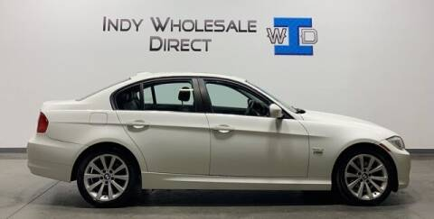 2011 BMW 3 Series for sale at Indy Wholesale Direct in Carmel IN