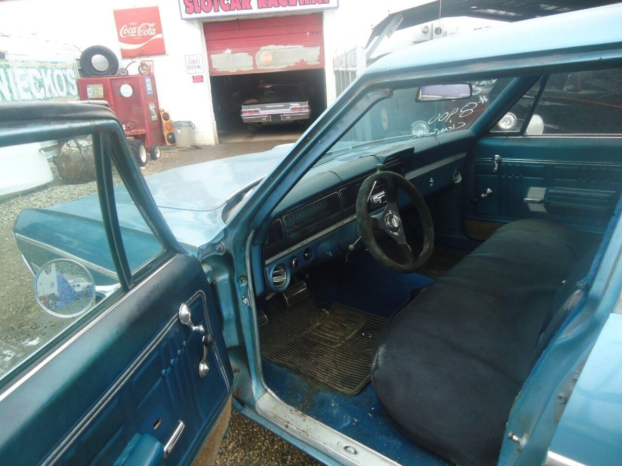 1968 Chevrolet Impala 7