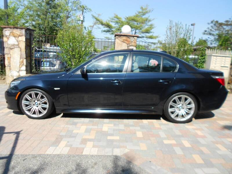 2008 BMW 5 Series for sale at Precision Auto Sales of New York in Farmingdale NY