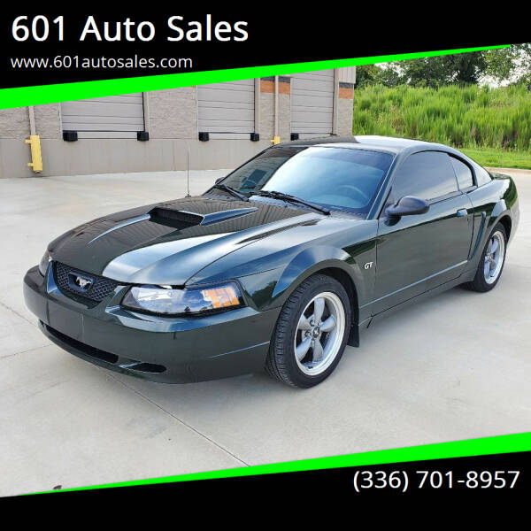 2001 Ford Mustang for sale at 601 Auto Sales in Mocksville NC