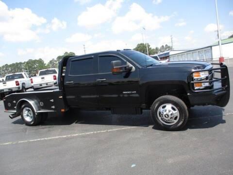 2016 Chevrolet Silverado 3500HD for sale at GOWEN WHOLESALE AUTO in Lawrenceburg TN