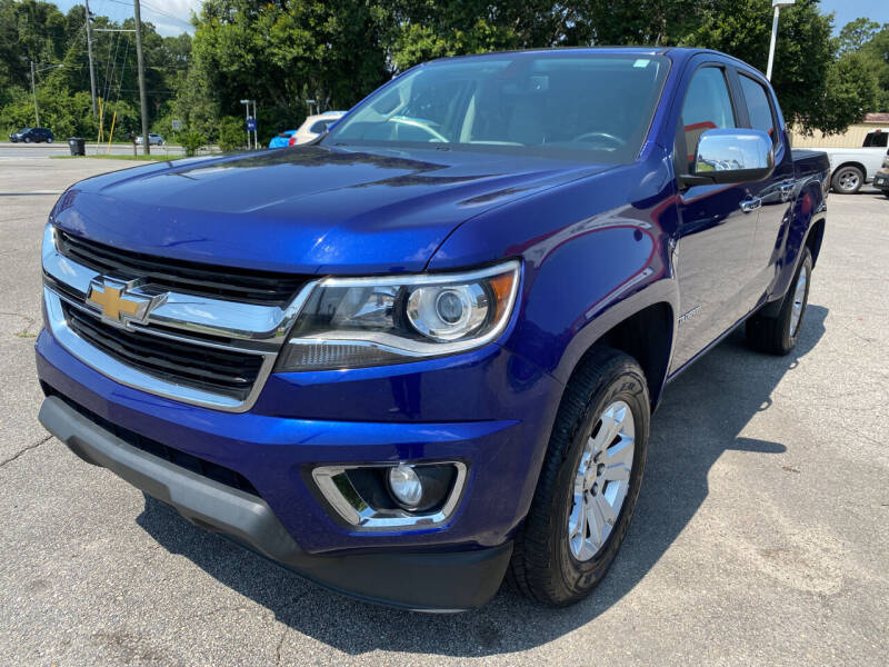 2016 Chevrolet Colorado for sale at Capital City Imports in Tallahassee FL