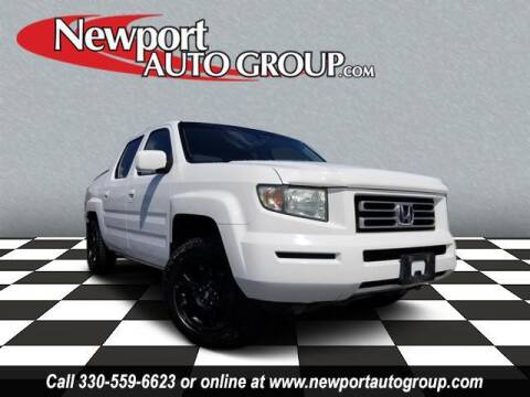 2006 Honda Ridgeline for sale at Newport Auto Group in Austintown OH