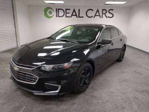 2016 Chevrolet Malibu for sale at Ideal Cars East Mesa in Mesa AZ