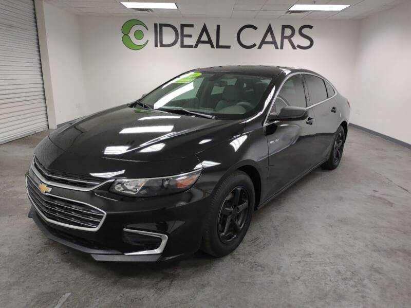 2016 Chevrolet Malibu for sale at Ideal Cars Apache Junction in Apache Junction AZ