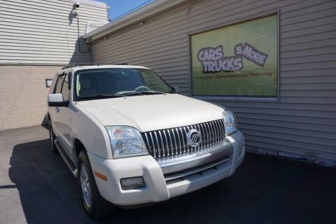 2006 Mercury Mountaineer for sale at Cars Trucks & More in Howell MI
