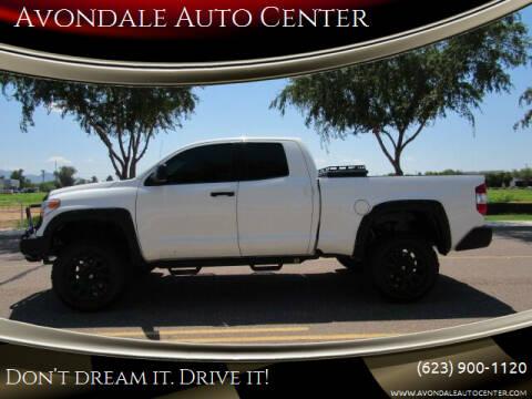 2016 Toyota Tundra for sale at Avondale Auto Center in Avondale AZ