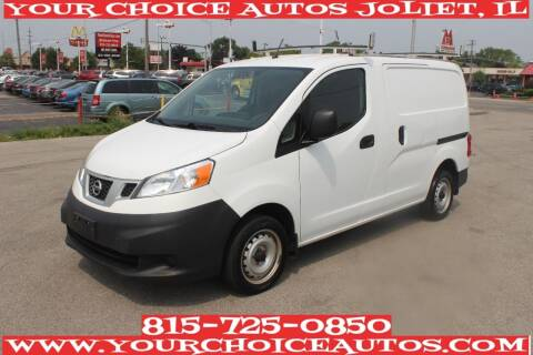 2016 Nissan NV200 for sale at Your Choice Autos - Joliet in Joliet IL