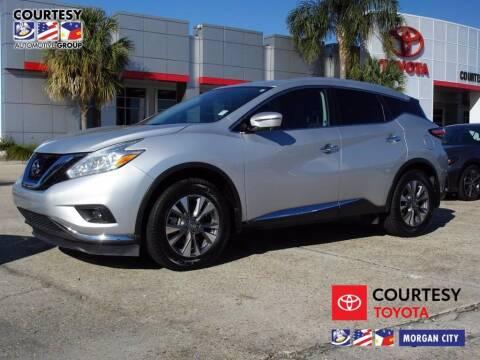 2017 Nissan Murano for sale at Courtesy Toyota & Ford in Morgan City LA