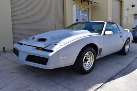 1983 Pontiac Firebird for sale at Ultimate Dream Cars in Royal Palm Beach FL