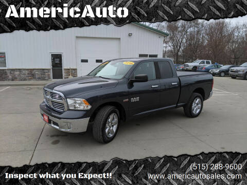 2014 RAM Ram Pickup 1500 for sale at AmericAuto in Des Moines IA