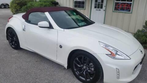 2015 Nissan 370Z for sale at Haigler Motors Inc in Tyler TX
