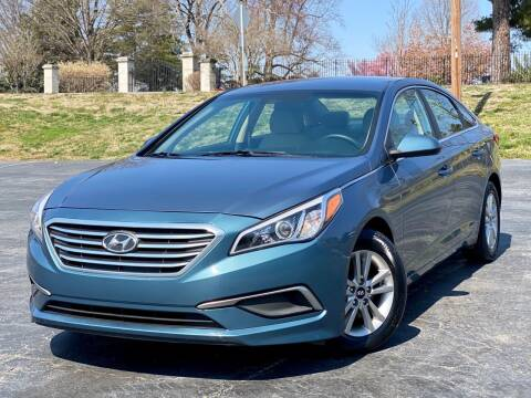 2016 Hyundai Sonata for sale at Sebar Inc. in Greensboro NC