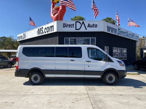 2018 Ford Transit Passenger for sale at Direct Auto in D'Iberville MS