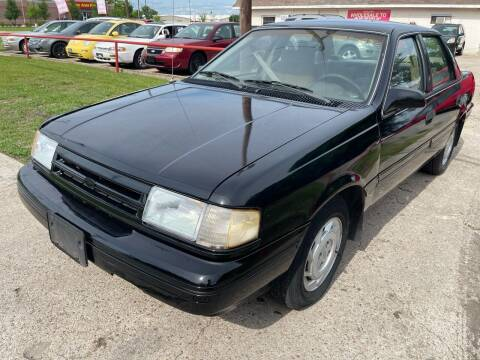 1991 Ford Tempo for sale at Texas Select Autos LLC in Mckinney TX