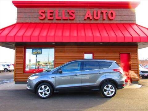 2014 Ford Escape for sale at Sells Auto INC in Saint Cloud MN