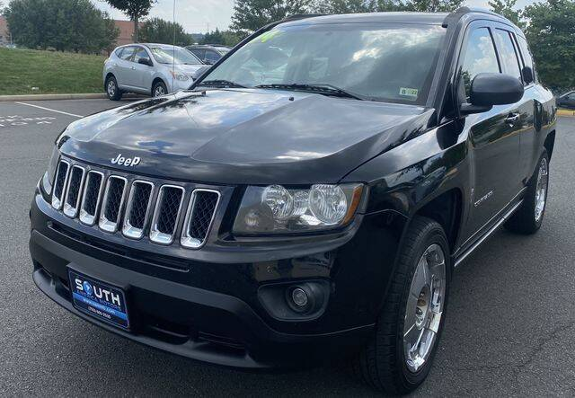 2014 Jeep Compass for sale at SOUTH AMERICA MOTORS in Sterling VA