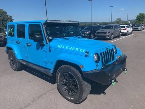 2018 Jeep Wrangler JK Unlimited for sale at Tim Short Auto Mall in Corbin KY