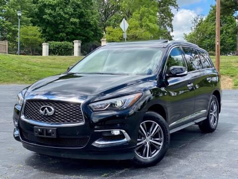 2018 Infiniti QX60 for sale at Sebar Inc. in Greensboro NC